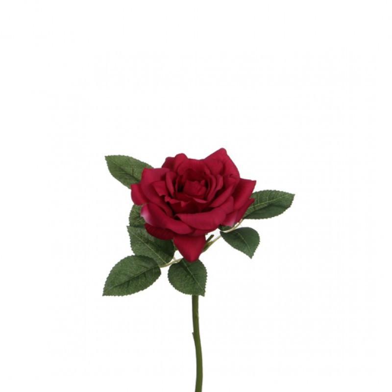 Trandafir artificial Garden Rose Pink