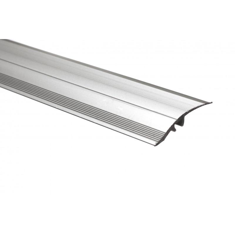 Profil trecere cu diferenta de nivel argintiu striat