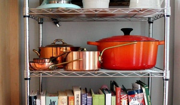 rafturi metalice pentru bucatarie